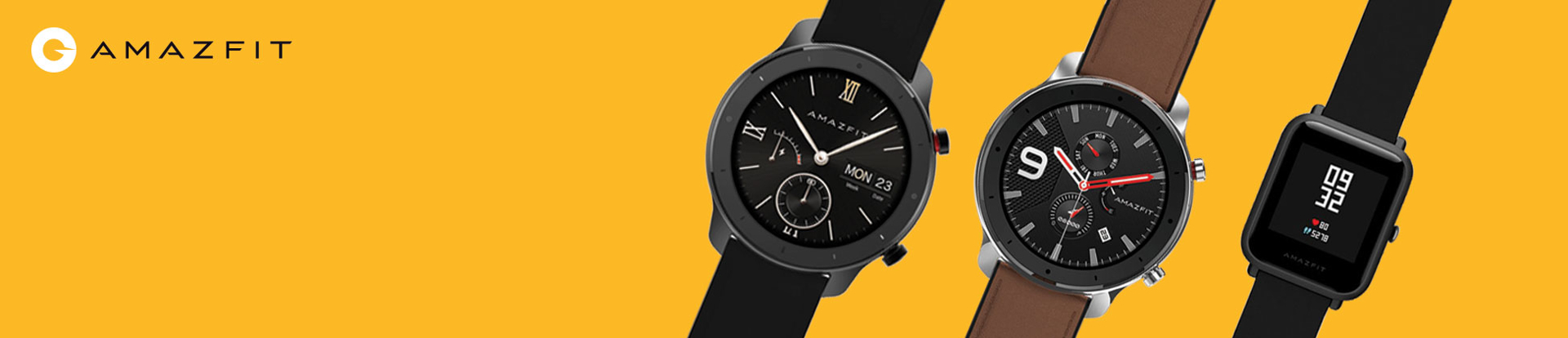 Picture for brand Amazfit