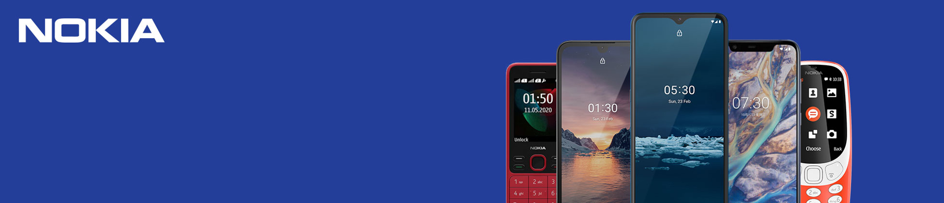 Picture for brand Nokia