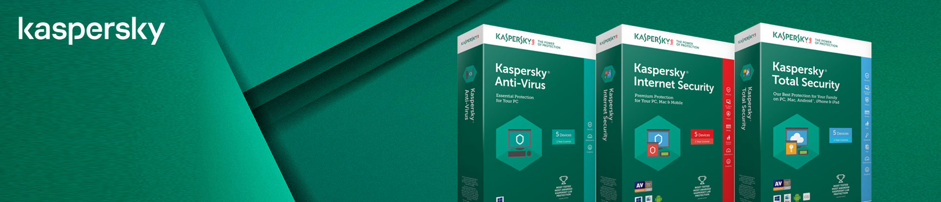 Picture for brand Kaspersky