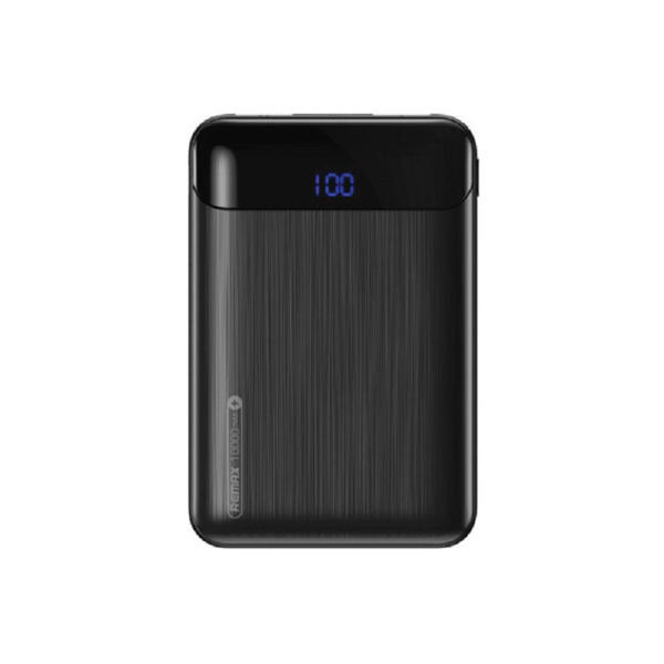 Picture of Remax RPP-100 10000 mAh Repin Series Mini Power Bank with Display