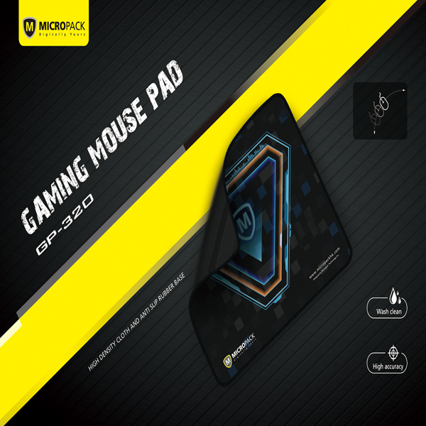 Picture of micropack GP-320 Gaming Mouse Pad