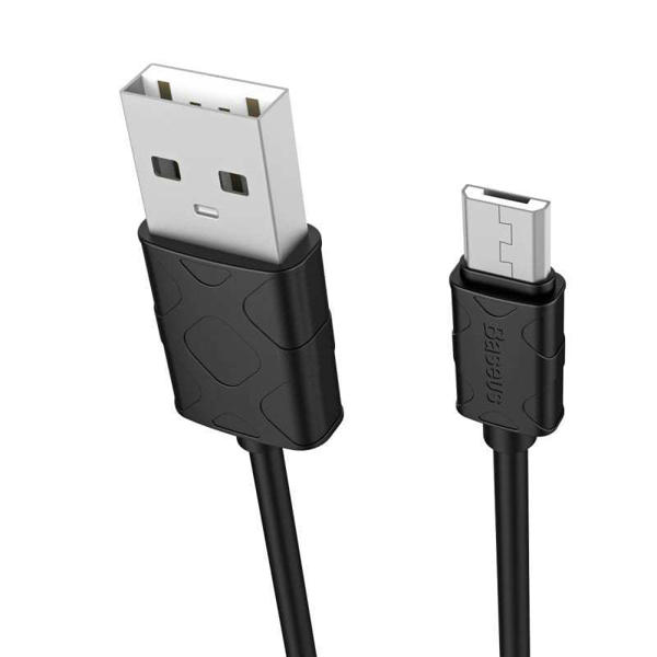 Picture of Baseus Yaven Series 1m Micro USB Quick Charge Cable - Black