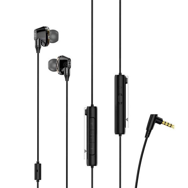 Picture of Headphones Baseus Immersive virtual 3D gaming earphone H08 Black (NGH08-01)