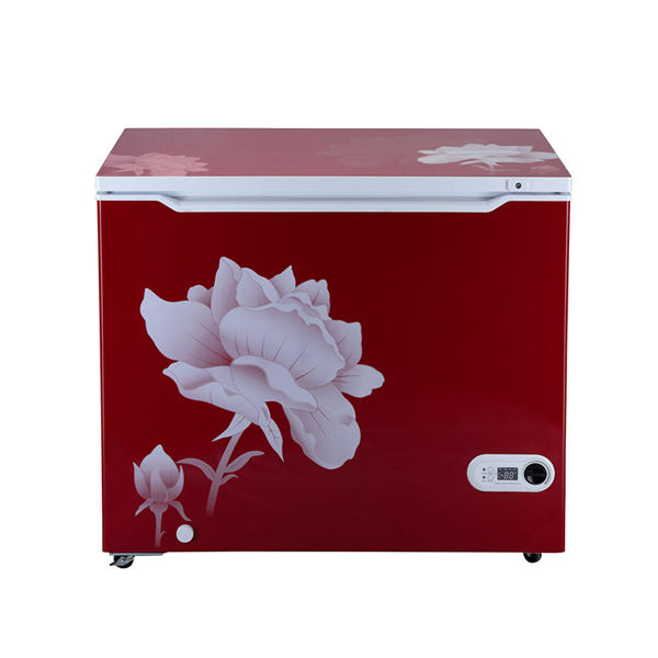 Picture of KONKA KDF 250 GB-RED Chest Freezer (250 LTR)