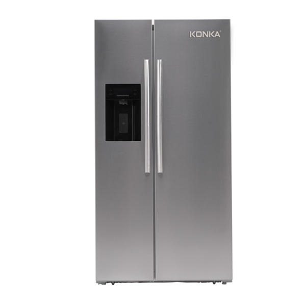 Picture of KONKA SIDE BY SIDE REFRIGERATOR-KRF-606WHI