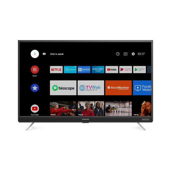 Picture of SINGER GOOGLE ANDROID TV (S43)