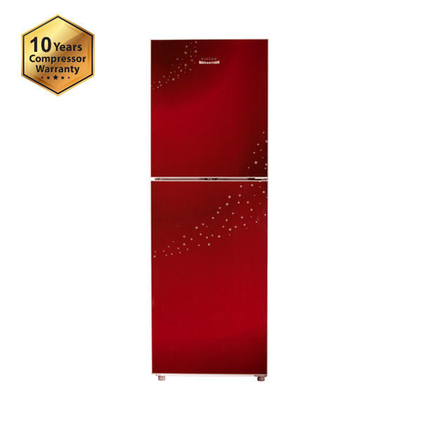 Picture of SINGER Refrigerator 218 Ltr Galaxy Red-218R-GG