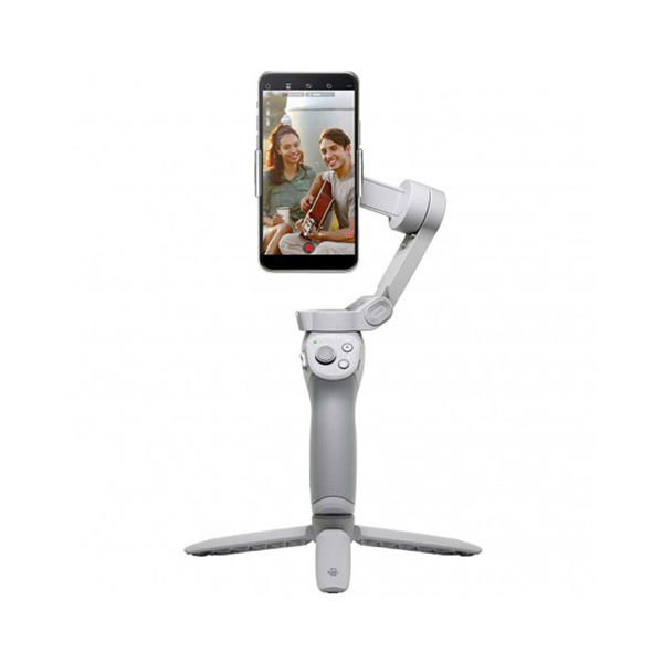 Picture of DJI OM 4 Handheld 3 Axis Stable Gimbal for Smartphone Vlogging and YouTube Live Video