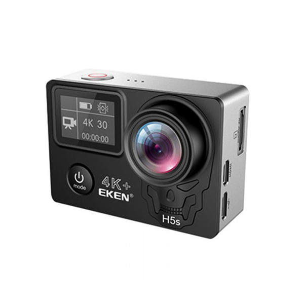 Picture of EKEN H5S PLUS ULTRA HD 4K PLUS 12MP TOUCH SCREEN ACTION CAMERA