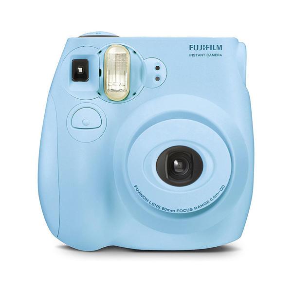 Picture of Fujifilm Instax MINI 7s Blue Instant Film Camera