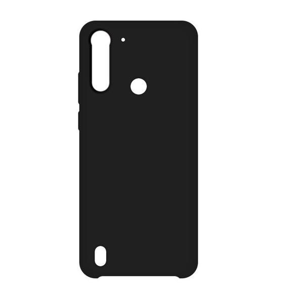 Picture of Motorola G8 Power Lite Back Cover - Black