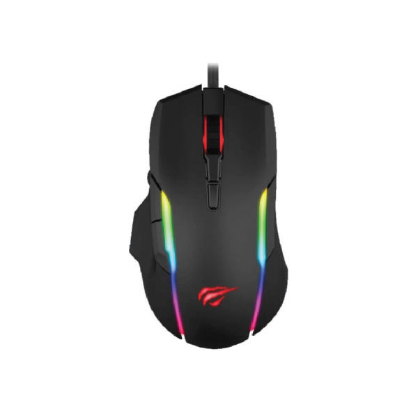 Picture of Havit MS1012A RGB Backlit Programmable Gaming Mouse