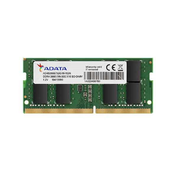 Picture of ADATA DDR4 4 GB 2666 BUS Laptop RAM