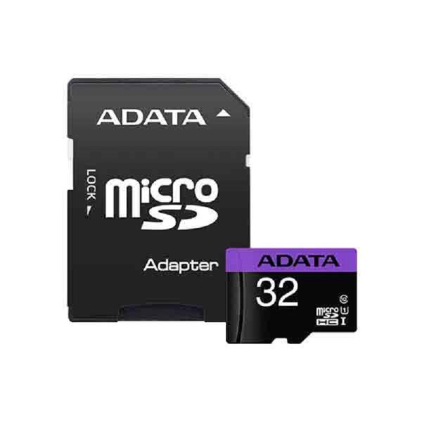 Picture of ADATA 32GB Memory Card Class 10 (microSD)