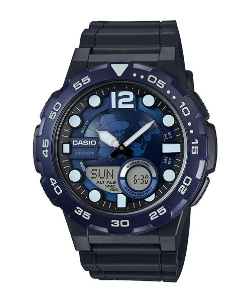 Picture of CasioAEQ-100W-2AVDFMen's Watch