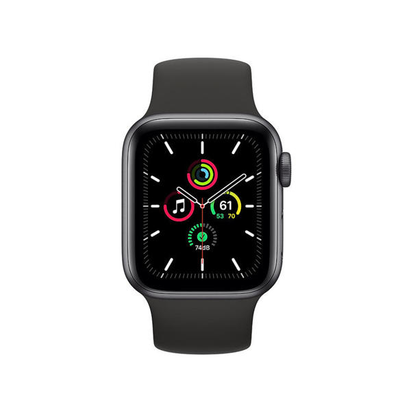 Picture of Apple Watch SE 44mm - Space Gray Aluminum