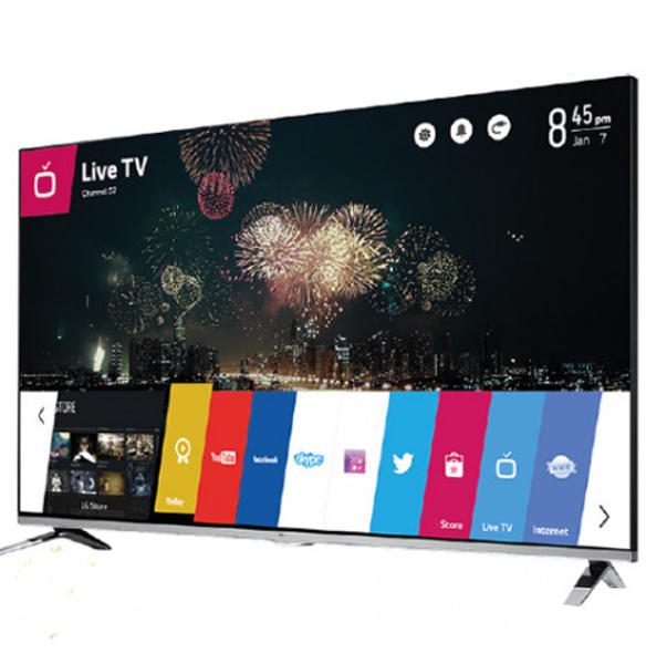 """Picture of JVCO 32"""" Single Glass Smart LED TV"""