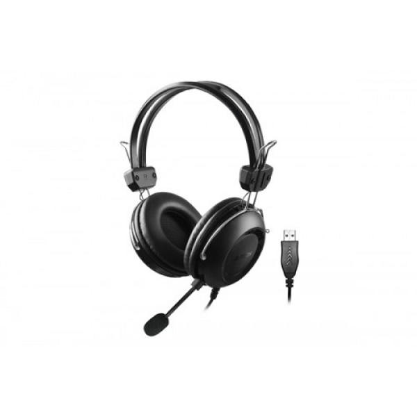 Picture of A4TECH HU-35 Comfort Fit Stereo USB Headset
