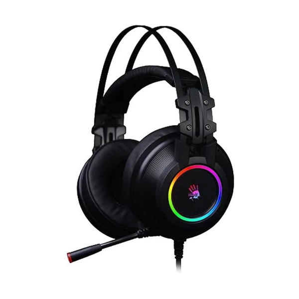 Picture of A4tech Bloody G528 USB RGB 7.1 Gaming Headphone Black