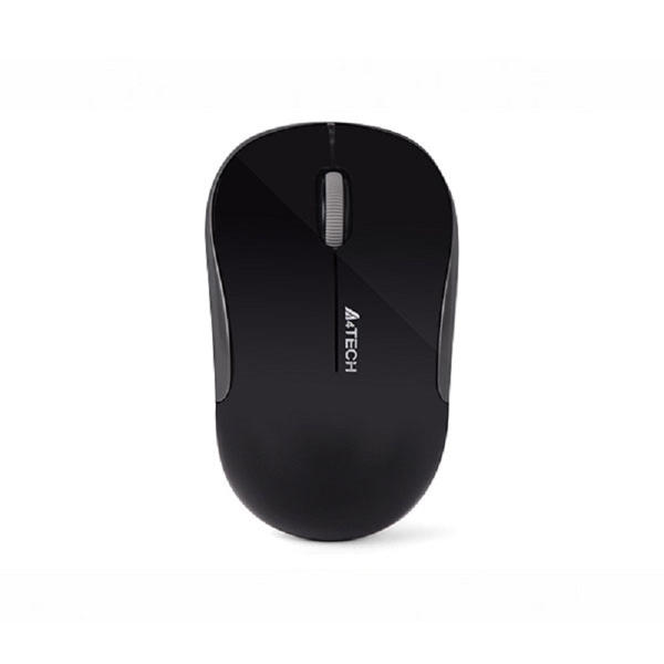 Picture of A4tech G3-300N V-Track Wireless Mouse Black