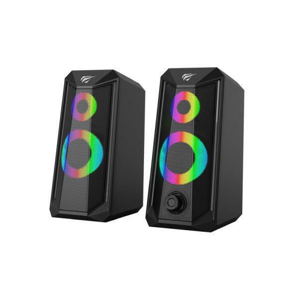 Picture of Havit SK202 RGB Gaming USB Speaker