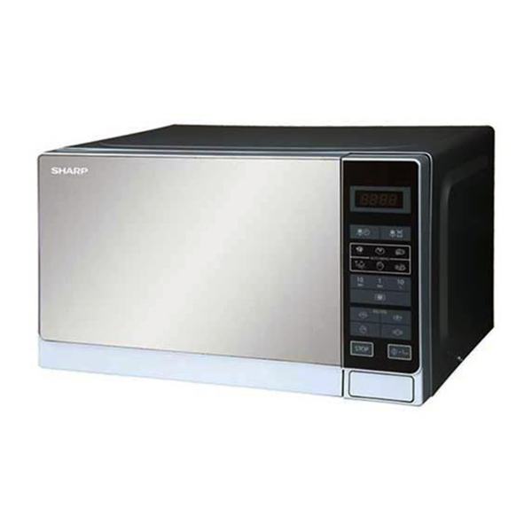 Picture of SHARP MICROWAVE OVEN 20 LTR. (R-20MT-S)