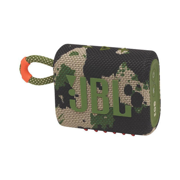 Picture of JBL GO 3 Portable Waterproof Bluetooth Speaker