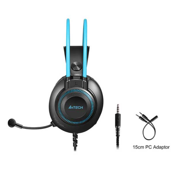 Picture of A4TECH FSTYLER FH200I STEREO SURROUND SOUND HEAD PHONE
