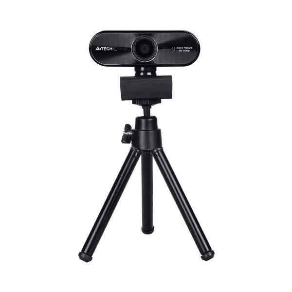 Picture of A4TECH PK-940HA Black FHD 1080P AF Webcam With Free Tripod