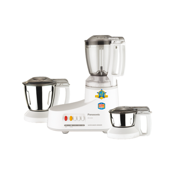 Picture of PANASONIC (MX-AC300) SUPER MIXER GRINDER 3 JARS