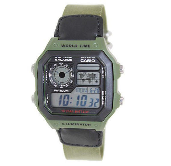 Picture of Casio AE-1200WHB-3BVDF Men's Watch