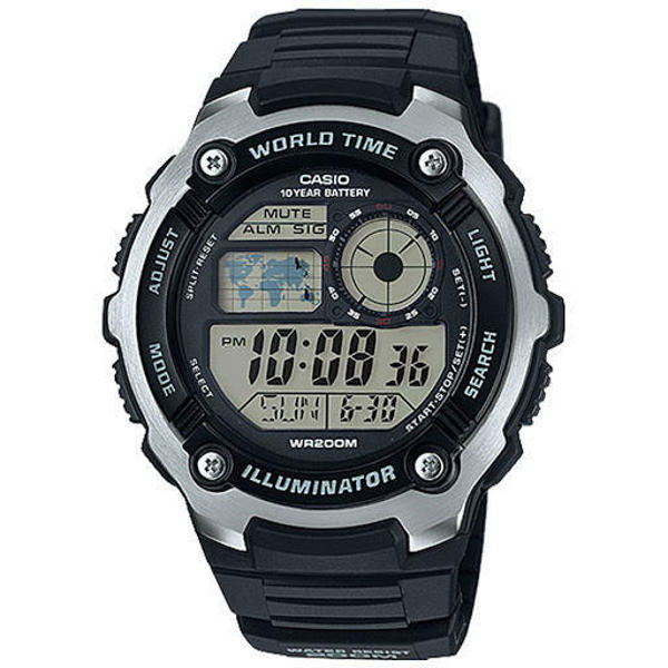 Picture of CASIO Digital Sports Watch AE-2100W-1AV
