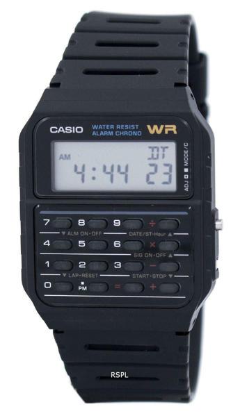 Picture of Casio CA53W-1 Data Bank Calculator Watch