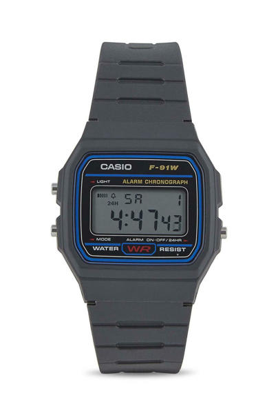 Picture of Casio Unisex Digital Watch F-91W-1