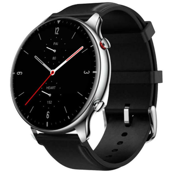 Picture of Amazfit GTR 2 AMOLED Curved Display Classic Stainless Steel – Silver