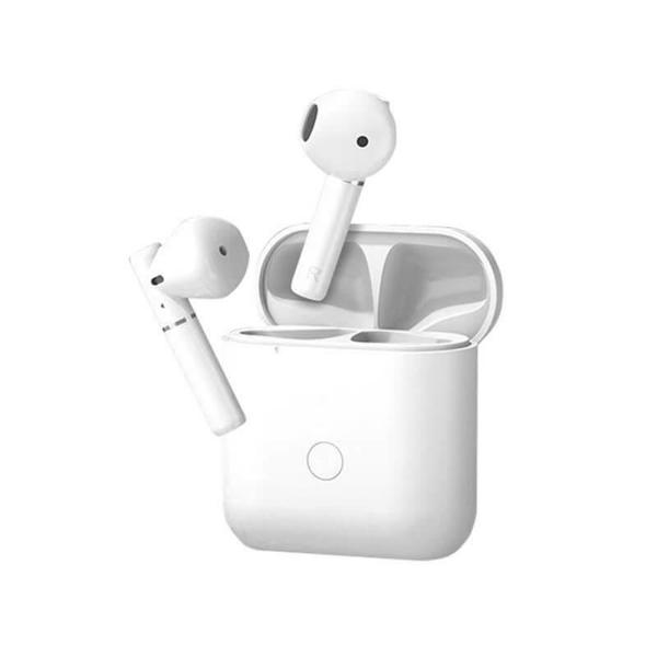 Picture of QCY M18 TWS Wireless Half In-Ear Earphones – White