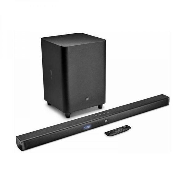 Picture of JBL Bar 2.1-Channel Soundbar with Wireless Subwoofer