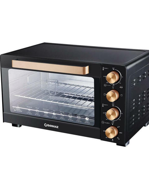 Picture of Danaaz Electric Oven - DZEO-35BK