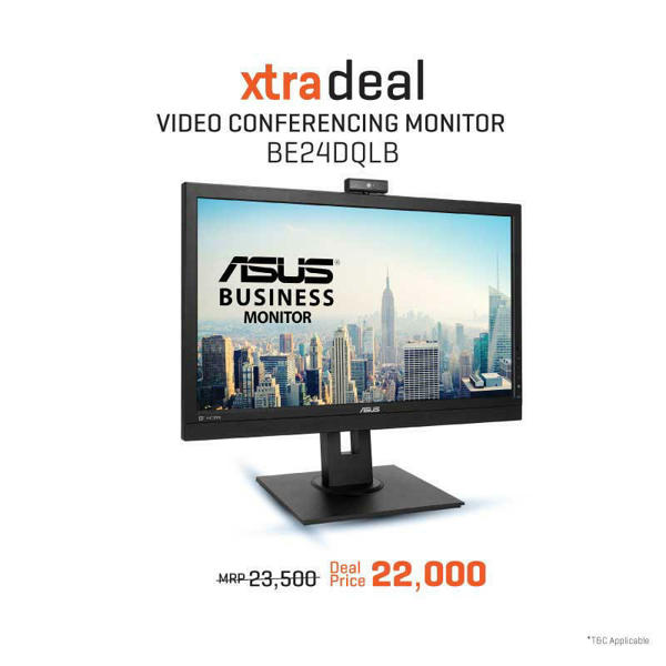 Picture of ASUS 23.8 inch Video Conferencing Monitor