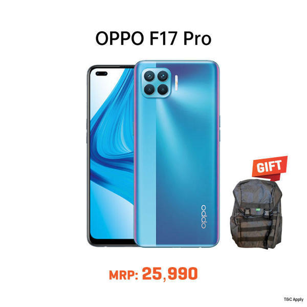Picture of Oppo F17 Pro
