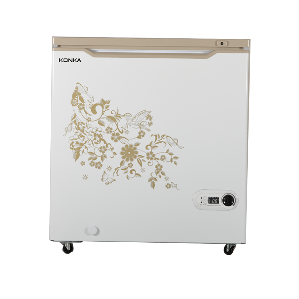 Picture of KONKA KDF 150 GB-GOLDEN Chest Freezer (150 LTR)