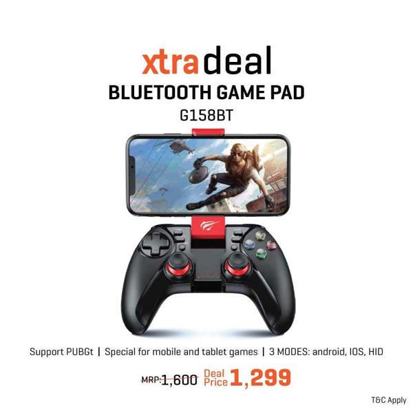 Picture of Bluetooth Game Pad Havit G158BT