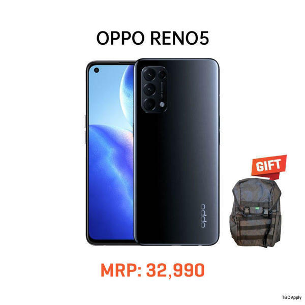 Picture of OPPO Reno5