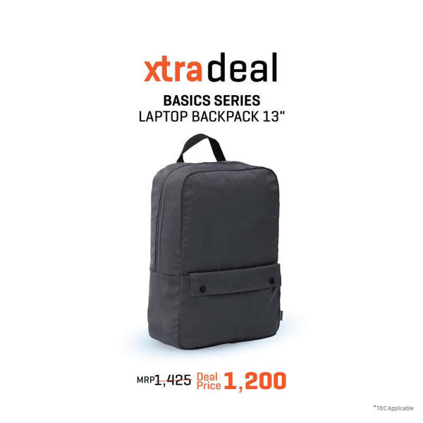 """Picture of Basics Series 13"""" Laptop Backpack"""