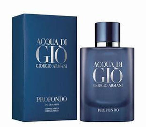 Picture of ACQUA DI GIO GIORGIO ARMANI PROFONDO 75 ML TESTER FOR MEN