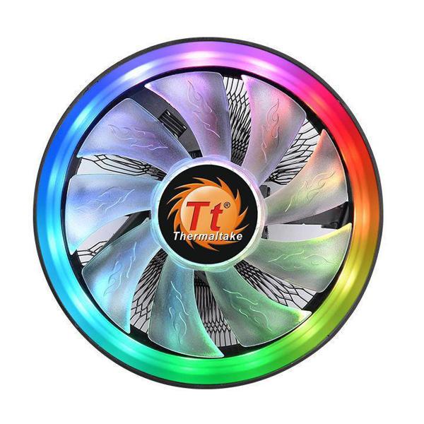 Picture of Thermaltake UX100 ARGB Lighting CPU AIR Cooler Black