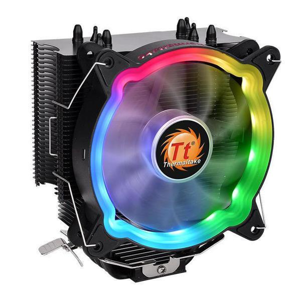 Picture of Thermaltake UX200 ARGB Lighting CPU AIR Cooler Black