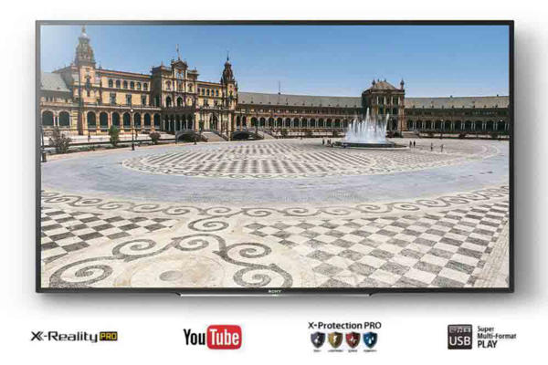 Picture of Sony Bravia W60D 32 inch Wi-Fi Smart LED TV