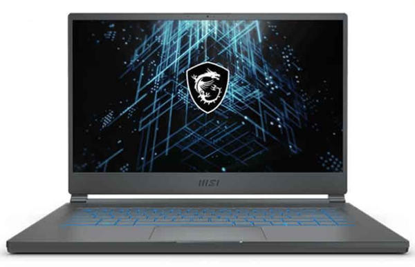 Picture of MSI Stealth 15M A11UEK Intel H35-I7 11375H 16GB Ram 512GB NVMe PCIe Gen3x4 SSD RTX3060 15.6 Inch FHD IPS 144Hz Carbon Gray Laptop