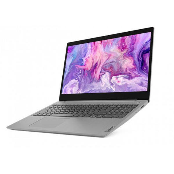 "Picture of Lenovo IP Slim 3i (81WE005HIN) Core i3 10th Gen 15.6"" Full HD Platinum Grey Laptop"